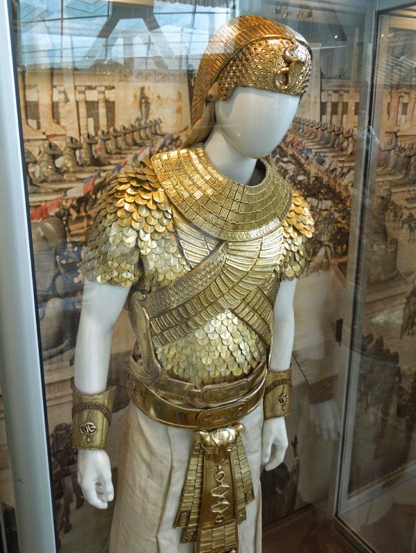 Original Exodus Gods and Kings Ramesses II costume