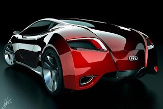 Audi Locust Concept Car