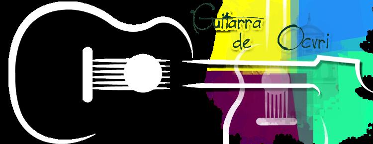 Guitarra de Ocuri