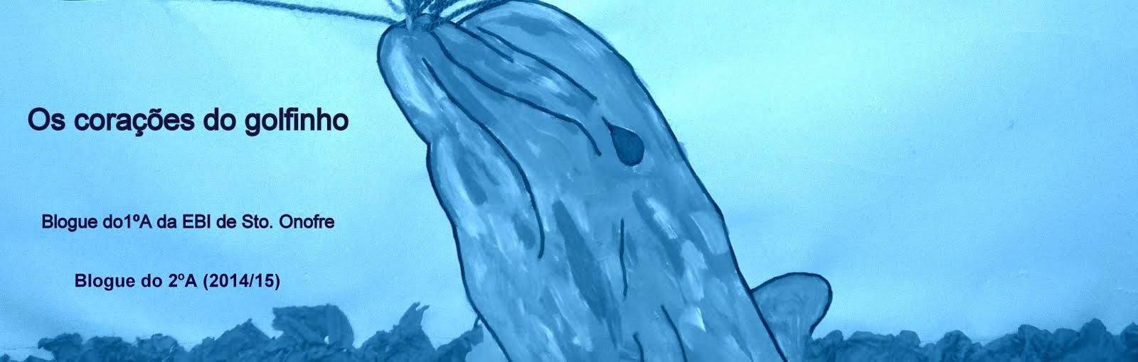 0s corações do golfinho