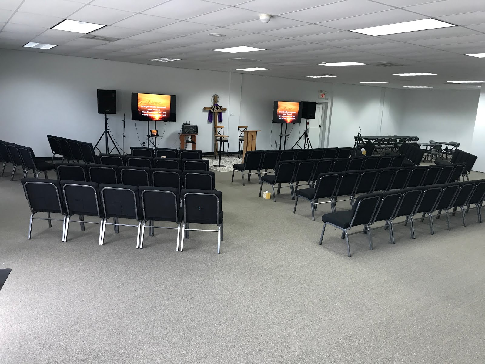 Grace Place Main Meeting Room