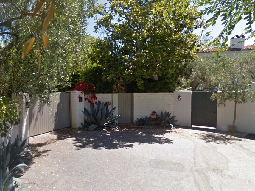 Marilyn Monroe House In Brentwood Adorable With Marilyn Monroe's Brentwood Home Image