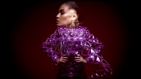 Joan Smalls in Woman of Steel Short Film for Nowness