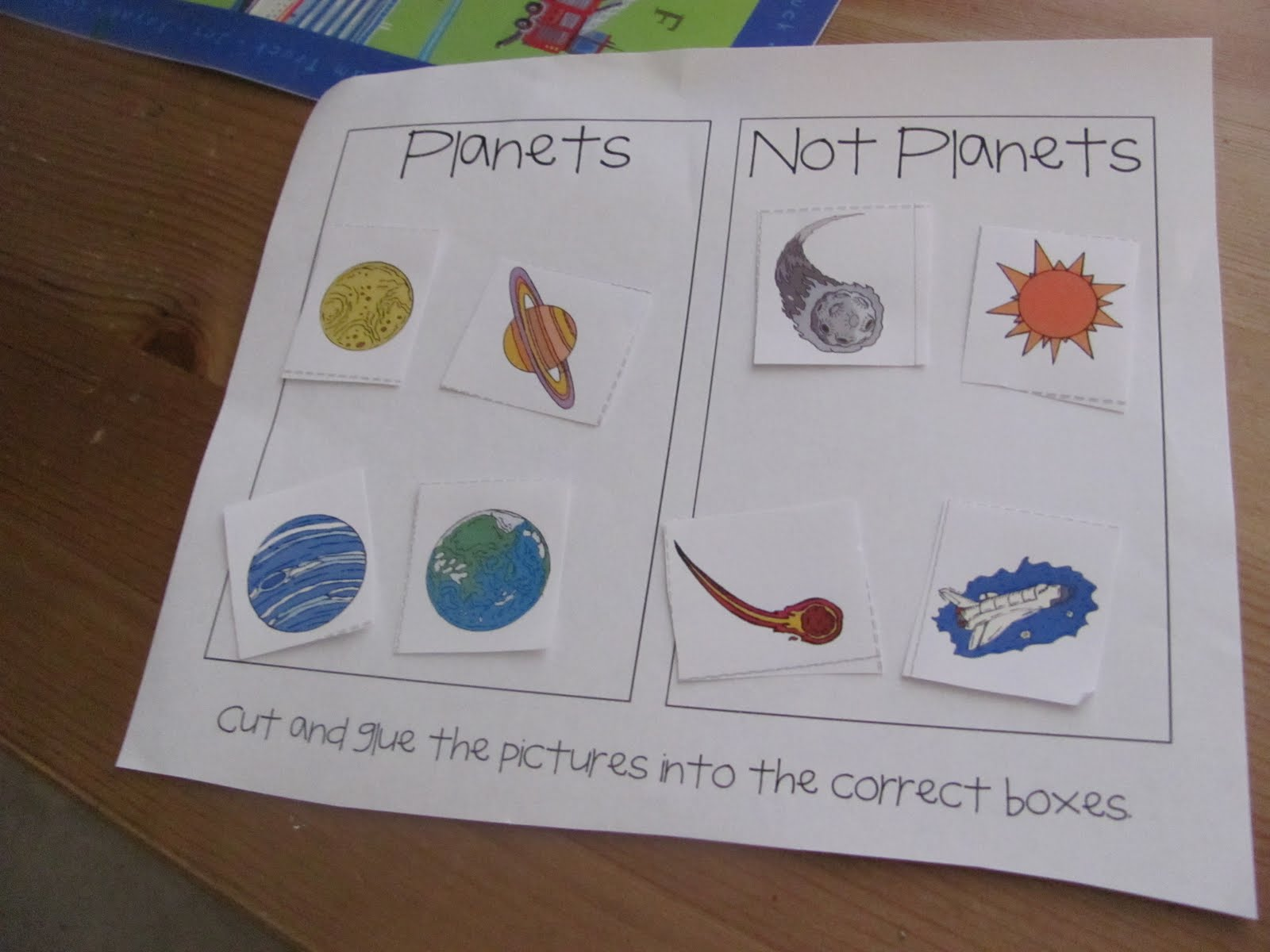 solar system projects for kindergarten - photo #15