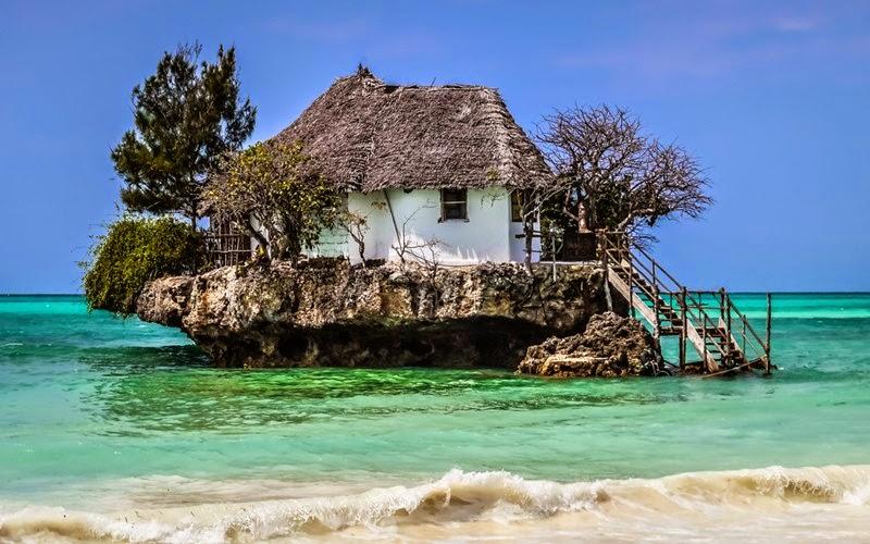 The Rock   The Restaurant of Zanzibar