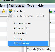 how to use mp3tag to add album art