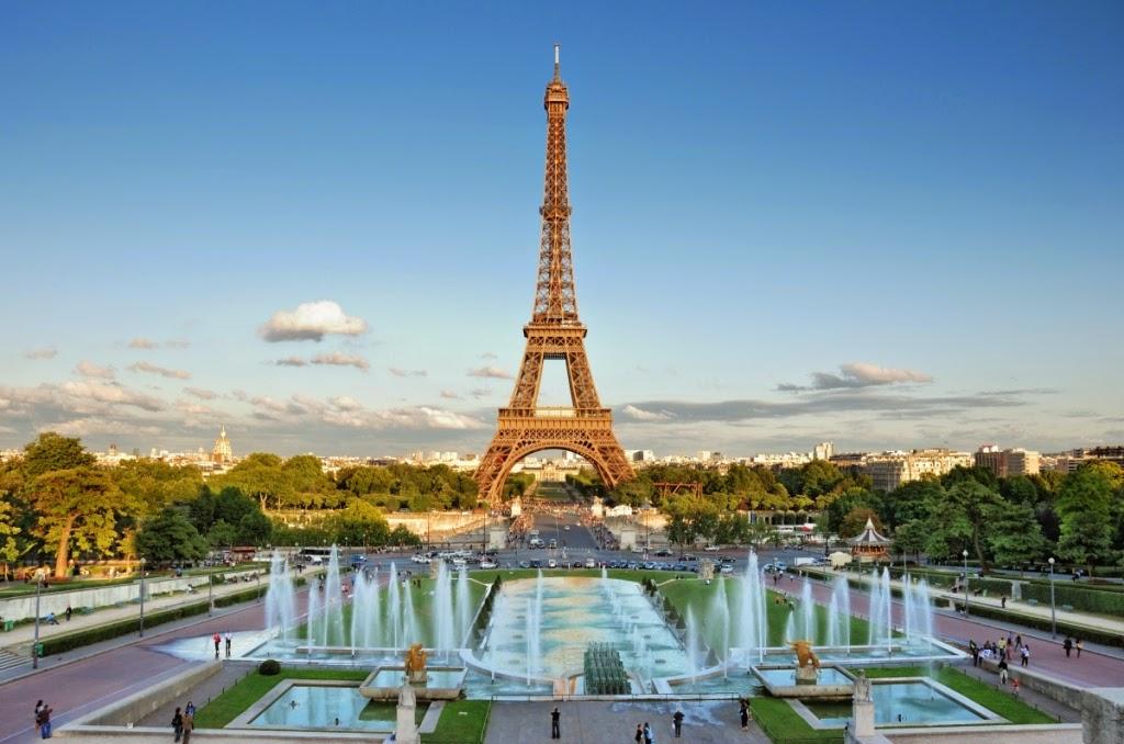 Visita y conoce Francia