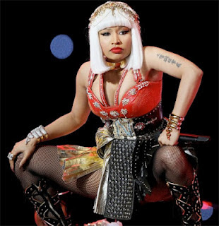 Nicki Minaj - Roman Holiday