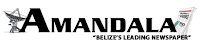 Belize Amandala Newspaper logo