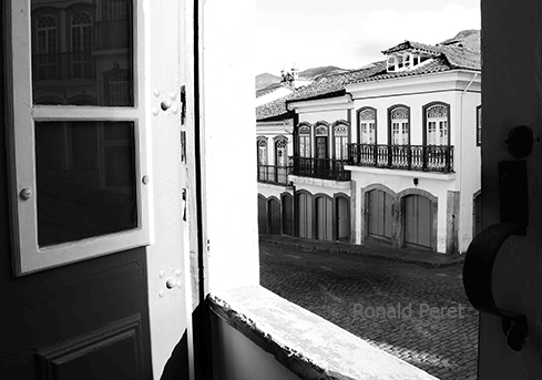 Ouro Preto em P&B