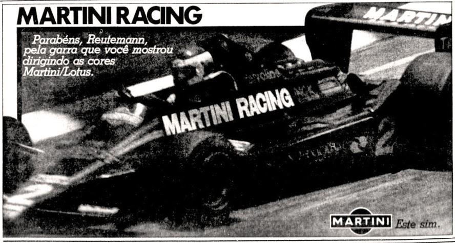 Martini. propaganda anos 70. propaganda carros anos 70. reclame anos 70. Oswaldo Hernandez.