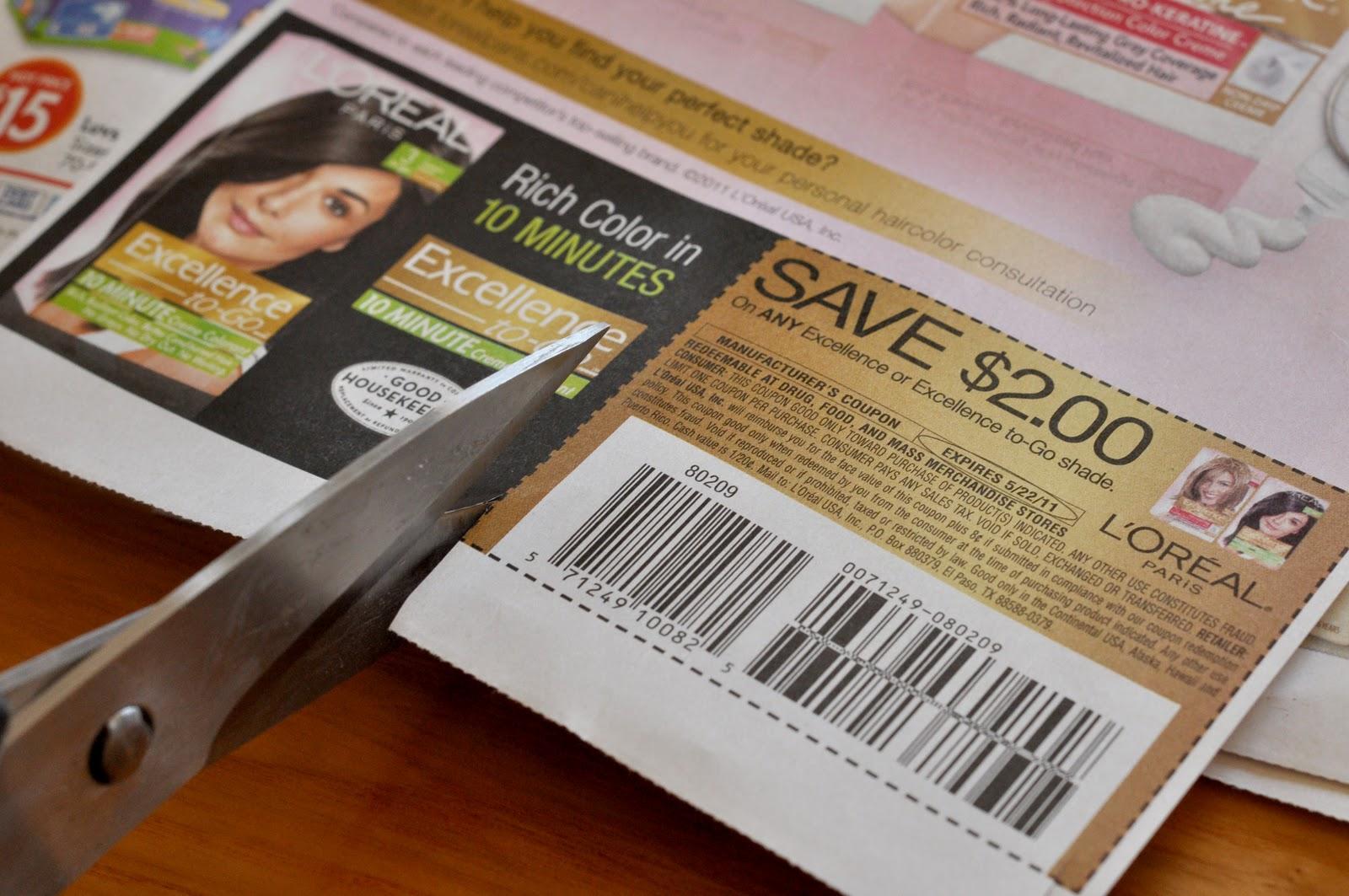 Railway discount coupons