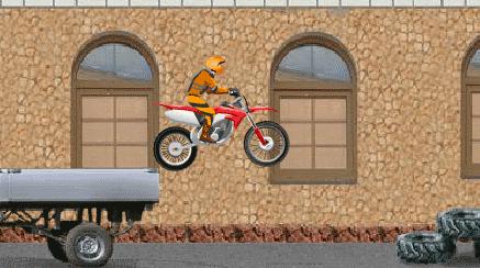 video igrica: akrobacija motocikla pro