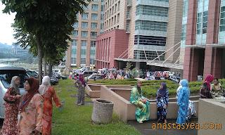 Earthquake Putrajaya