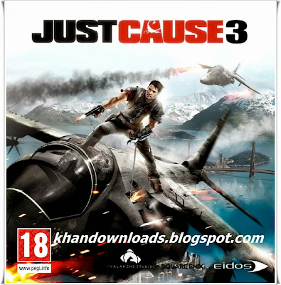 Just Cause 3 Game Free Download