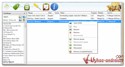 DOMDOMSOFT MANGA DOWNLOADER 5.0.6 Included Activator