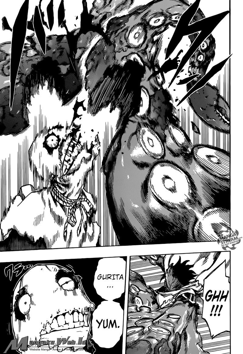 Boku no Hero Academia Chapter 141-5