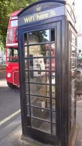 Internet nas cabines telefonicas