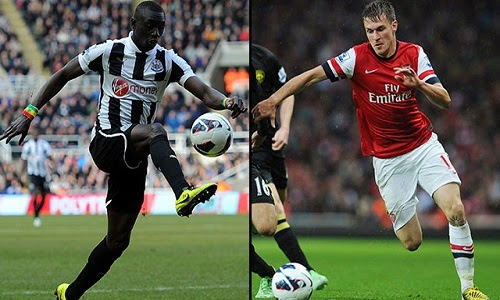 Prediksi Skor Newcastle vs Arsenal 29 Desember 2013