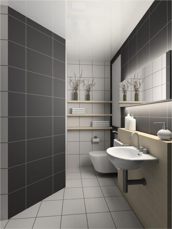 Progettare un bagno moderno e di design  Blog di arredamento e interni - Det...