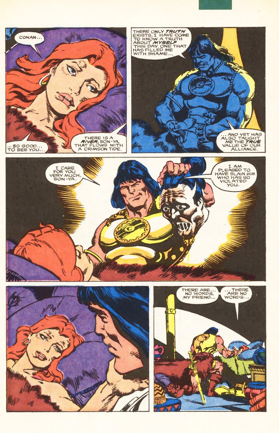 Conan the Barbarian (1970) Issue #198 #210 - English 19