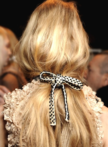 salon secrets for super-shiny, super-soft hair