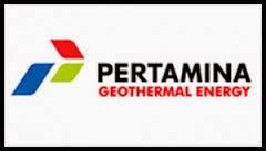 Informasi Lowongan Kerja di PT Pertamina  Geothermal Energy