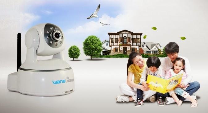 Camera giám sát bảo vệ, bảo đảm an toàn cho ngôi nhà của bạn.