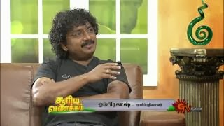 Virundhinar Pakkam – Cinematographer Omprakash – Sun TV Show 08-11-2013