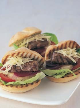 Hunger Buster Burgers