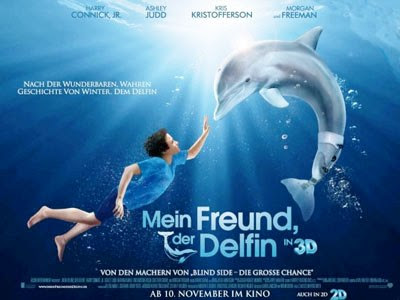 Dolphin Tale 3D (La Gran Aventura de Winter)(2011)