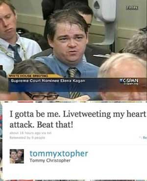 Seorang reporter