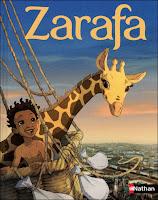 ZARAFA L'AVENTURE EXTRAORDINAIRE de Vanessa Portal Le%20petit%20album