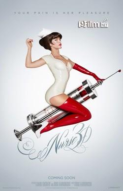 Nurse 3d 2013 poster