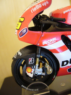 fascículos Altaya motos de gran premio de Valentino Rossi