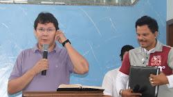 Aniversário da 4ª igreja em  Divinópolis com o Pastor Magnus