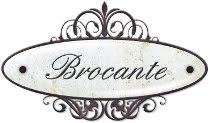 Moje prace w galerii Brocante: