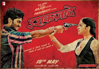 Ishaqzaade First Look