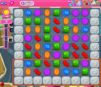 How To Get On To Level 4 On Candy Crush Instead Of Paying