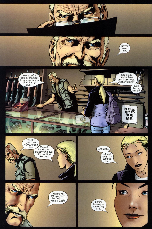Read online Wolverine (2003) comic -  Issue #7 - 9