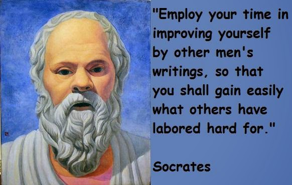 """INVEST"" IN YOUR FAMILIES FUTURE"" SOCRATES: HIS GREAT PHILOSOPHY HELPED ME CURE AGEING:"