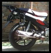 Gambar Foto Modifikasi Motor Terbaru Honda Supra X 125.1JPG
