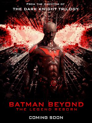 New Batman Beyond Movie 2015