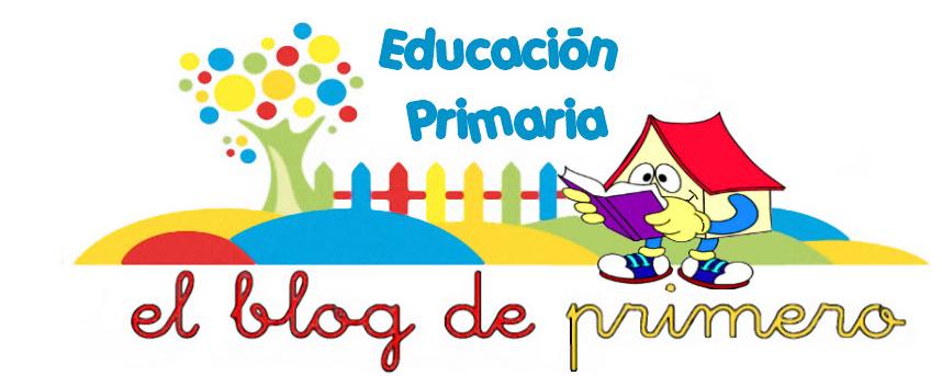 Un blog con numerosos recursos para 1º de Primaria