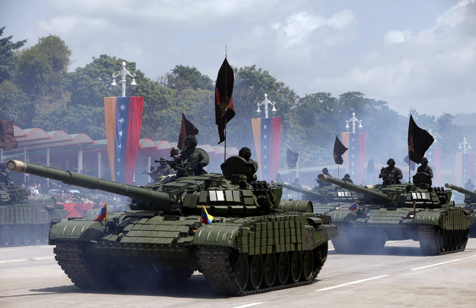 Crece Descontento Militar en Venezuela