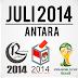 Juli 2014, Antara Ramadhan, PILPRES dan Piala Dunia