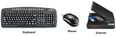 input device perangkat keras komputer