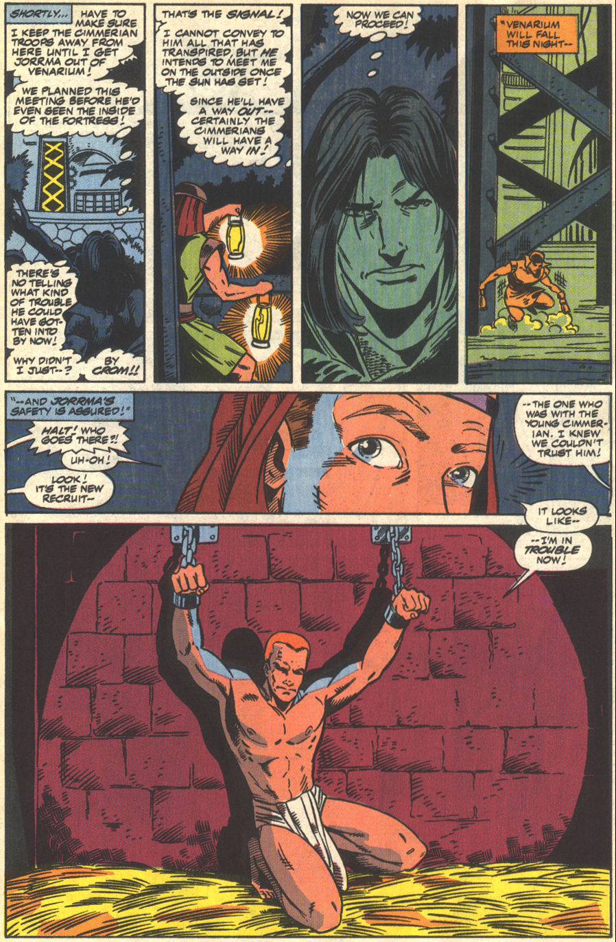 Conan the Barbarian (1970) Issue #235 #247 - English 11