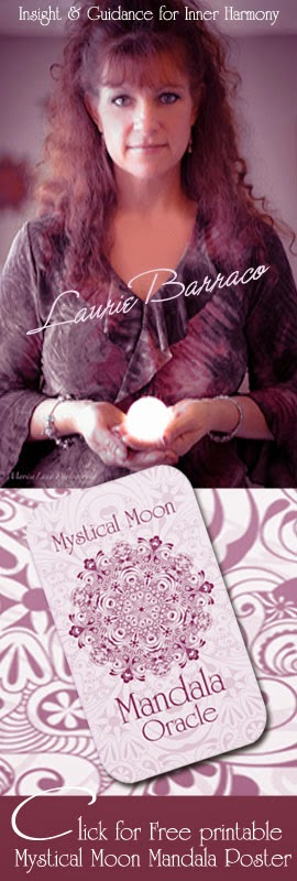 Mystical Moon Mandala Oracle