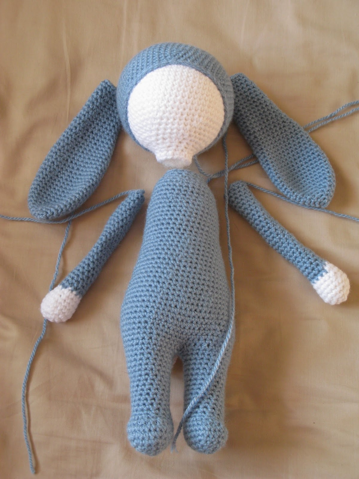 Meo My Crochet Bunny Pattern Perfected